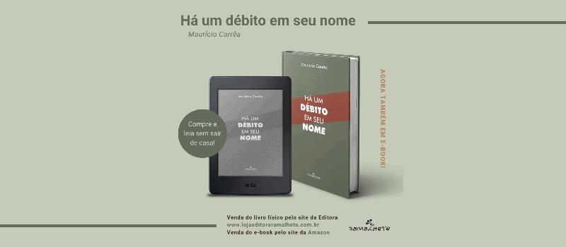 """Maurício Corrêa, do """"Paranoá Energia"""", lança romance político"""